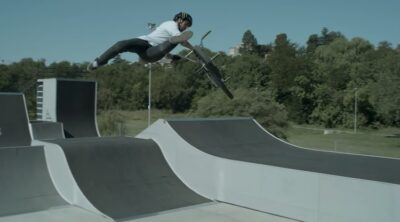 Jose Torres Rising Monster BMX video