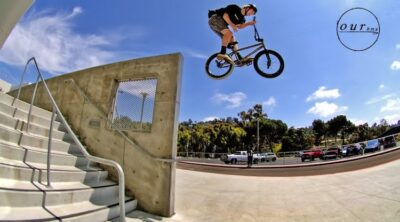 Kole Voelker Drop The Pin BMX video