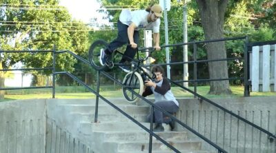 Luxury BMX Know New Friends BMX video