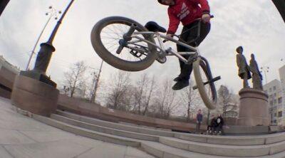 Mast Spring 2020 BMX video Russia
