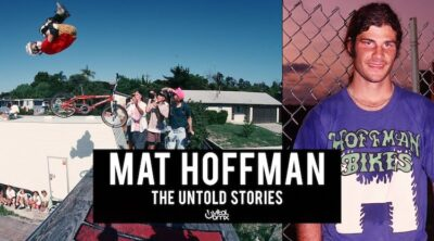 Mat Hoffman The Untold Stories BMX