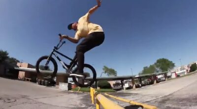 Merritt BMX Battle Wheels Promo Video