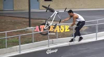 Odyssey BMX At Ease B Sides