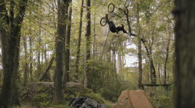 Ryan Nyquist 40/41 BMX video Haro Bikes