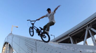 Ryota Miyaj BMX video