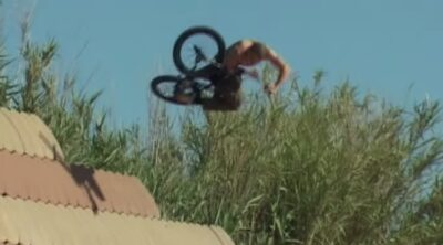 Santiago Laverde Animal Bikes BMX video barcelona