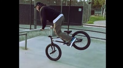 Sean Ricany Instagram Compilation BMX video