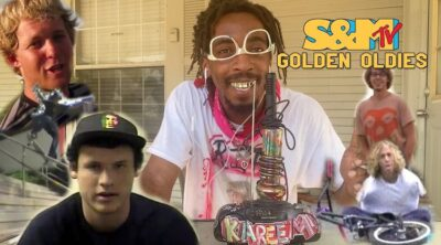 S&M Bikes Golden Oldies BMX video