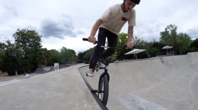 Sunday Bikes Odyssey BMX Angelo Kurtz BMX video