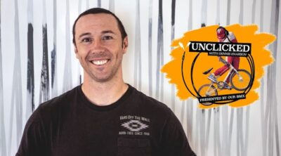Unclicked Podcast Gary Young BMX