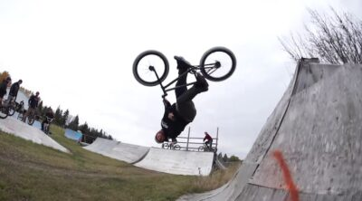 Weird and Revered Tyler Horness Vagabond Squad BMX