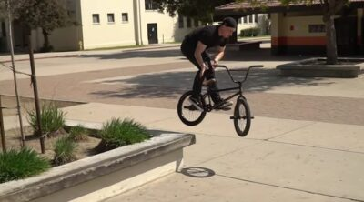 Wethepeople BMX Dillon Lloyd Justin Hughes BMX video