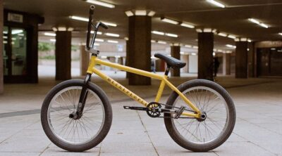 Wethepeople BMX Tom Weikert Bike Check