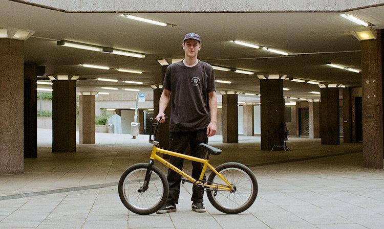 Wethepeople BMX Tom Weikert Bike Check