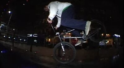 Winter Procedure BMX video