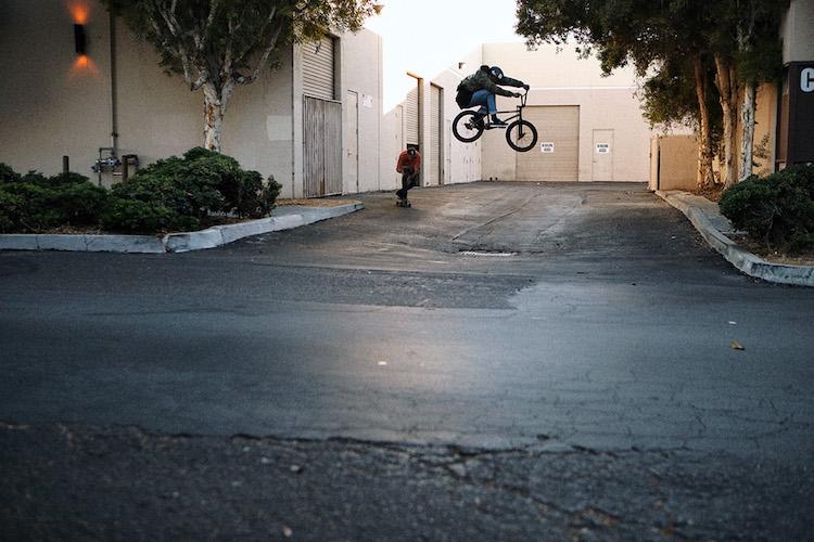 Demarcus Paul GT BMX