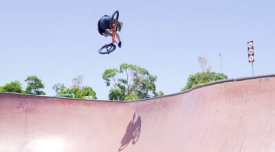 Alex Hiam Colony BMX Take A Ticket Video