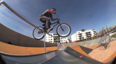 BSD Antony Lille BMX video Bruit