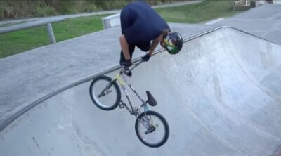 Calling The Shots Alex Hiam BMX