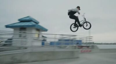 Chad Kerley Welcome to Swatch BMX video