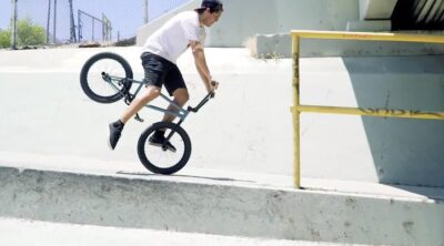 Colony BMX Chris Bracamonte BMX video