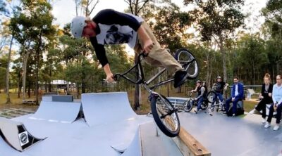 Clint Millar 46th Birthday Session Colony BMX
