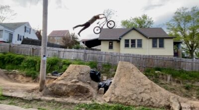 COVID PA Trails Session BMX video