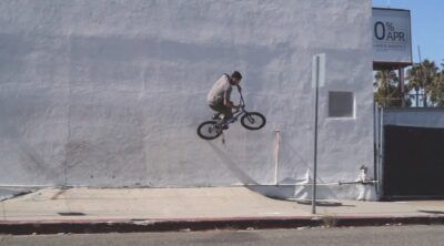 Day In San Pedro BMX video
