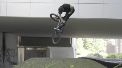 Etnies Felix Prangenberg Welcome To Pro BMX