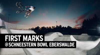 First Marks Tom Van den Bogaard Paul Tholen BMX video