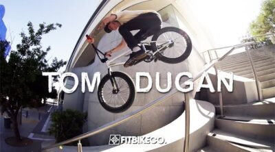 Fit Bike Co Tom Dugan Human Cannonball BMX video