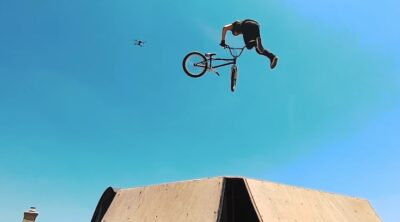 Free Agent BMX The Backyard BMX video