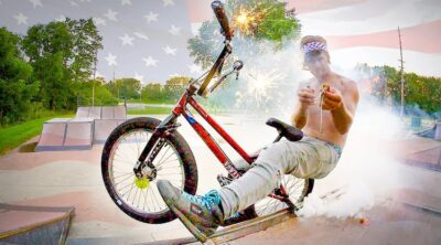 Happy 4th of July BMX video