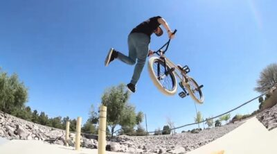 Matt Closson 2020 BMX video