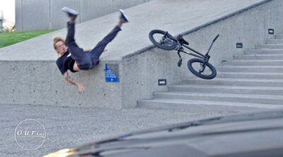 Nathan Williams Why Not Crash BMX video
