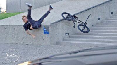 Nathan Williams Why Not Crash BMX video