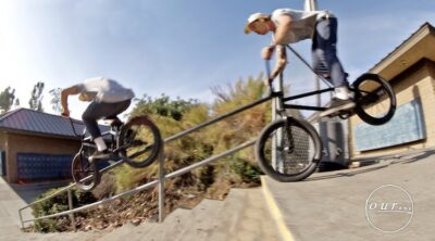 Nathan Williams Why Not Leftovers BMX video