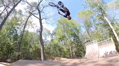 Ryan Nyquist Backyard BMX