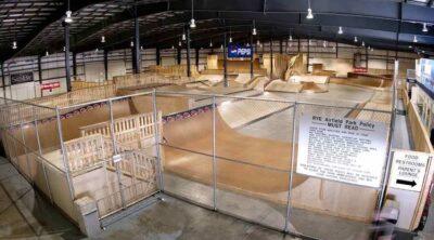 Rye Airfield Is For Sale Skatepark