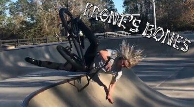 S&M Bikes Dave Krone Bones BMX video