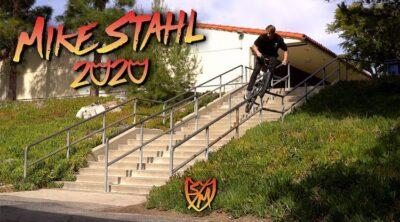 Mike Stahl 2020 S&M BIkes BMX videos
