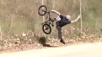 Stranger BMX Supercool BMX video