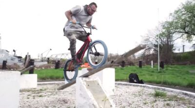 Suck A Peg 2 BMX video