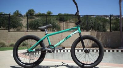 Sunday Bikes Gary Young Video Bike Check Soundwave V3 custom