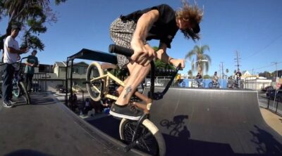Gully Factory Long Beach Ghetto Jam BMX