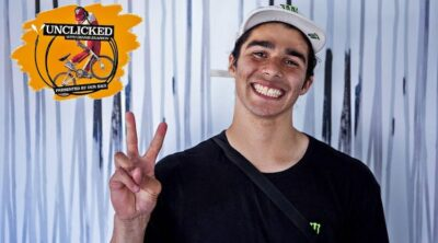 Unclicked Podcast Kevin Peraza BMX