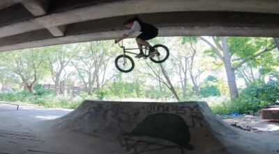 United BMX Darren Van Wyk Video