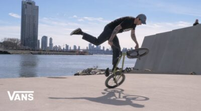 Vans Matthias Dandois City Links BMX video
