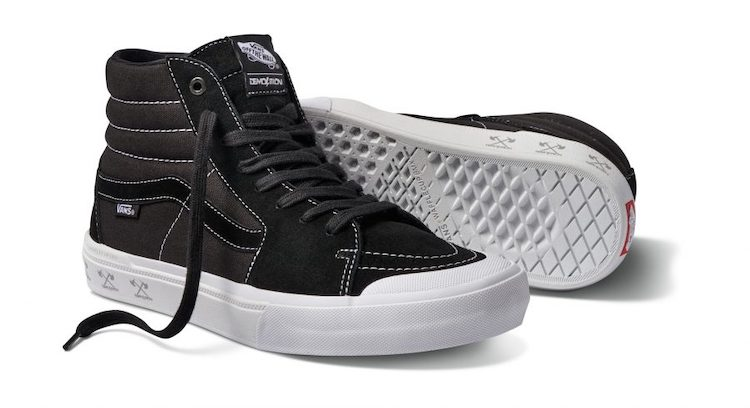 Vans X Demolition Parts BMX Shoe