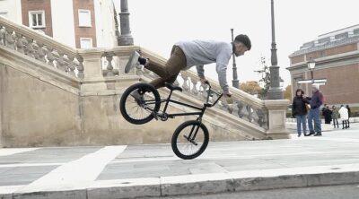 Varo Hernandez BMX video
